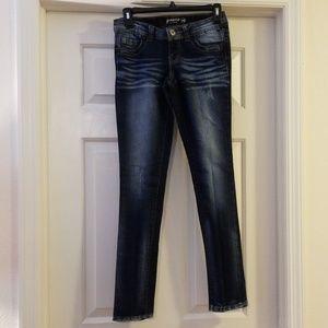 Grane Dark Blue Jeans size 0